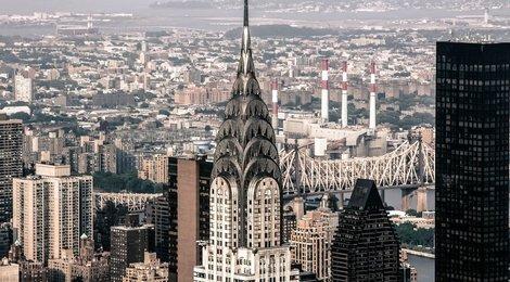 Нью-Йорк: полная обзорная экскурсия с круизом к Статуе Свободы- 110 USD, 86