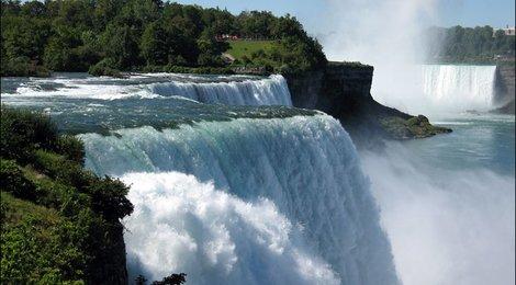 Ниагарские Водопады США (Niagara Falls), 2 дня, стоимость 400 дол, 112
