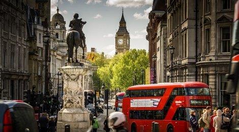 Обзорная экскурсия по Лондону на комфортабельном автобусе с профессиональным гидом- 35 Евро, 112