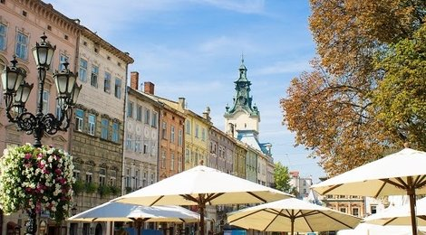 Lviv Jewish History Tour from €15, 112