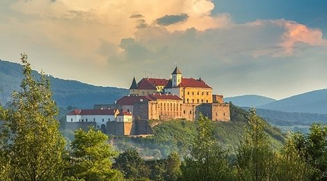 Day Trip to Mukachevo Castle from Lviv from €55, 86