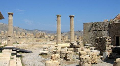 Акрополь в Линдосе, 83