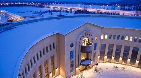 Арктический центр «Арктикум», 87