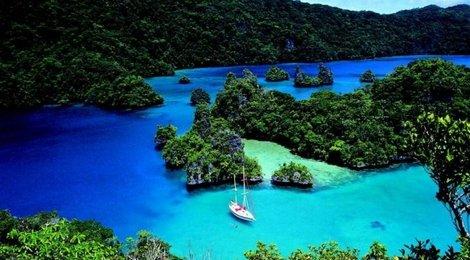 Голубая лагуна на Ямайке, 83
