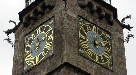 Городская башня Инсбрука, 112
