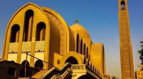 Коптская церковь в Каире, 83