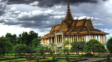 Королевский дворец Камбоджи, 83