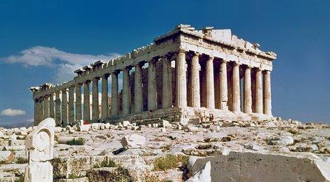 Парфенон в Афинах, 83