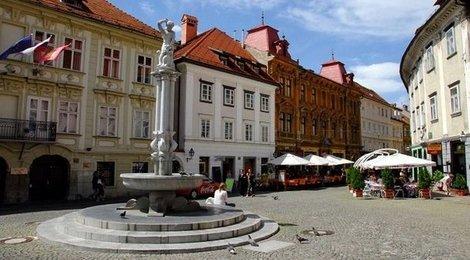 Площадь Старый Трг в Любляне, 84