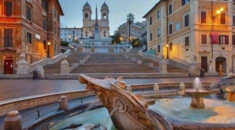 Площадь Испании в Риме, 83