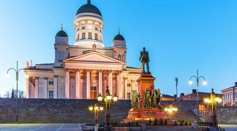 Сенатская площадь в Хельсинки, 86