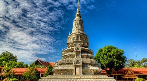 Серебряная пагода, 83