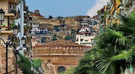 Старый город в Салониках, 83