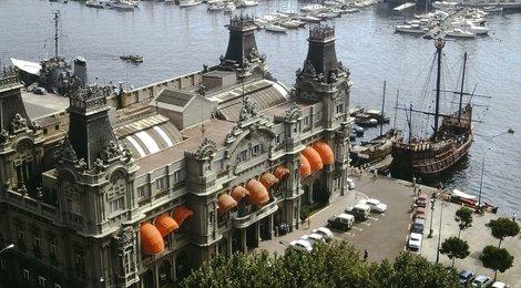 Старый порт Барселоны, 83