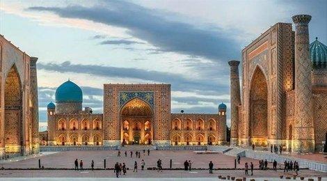 Убекистан
