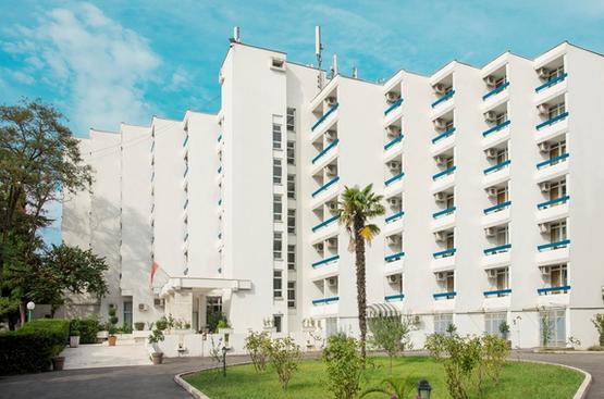 Черногория Long Beach Hotel Ulcinj ex.Olympic