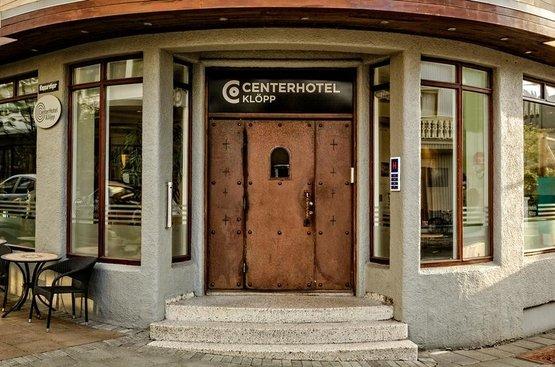 Исландия CenterHotel Klopp