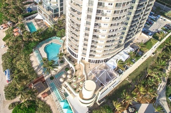 США DoubleTree by Hilton Ocean Point Resort - North Miami Beach
