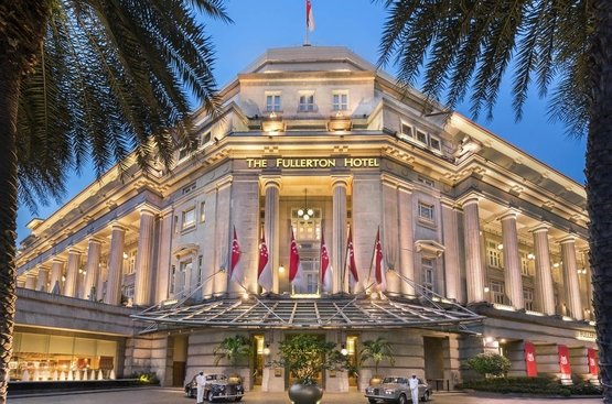 Сингапур The Fullerton Hotel Singapore