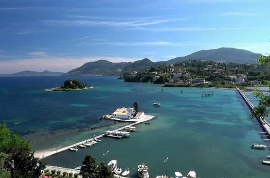 Греция Corfu Holiday Palace