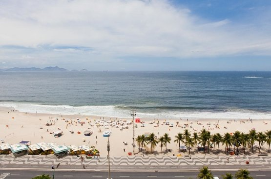 Бразилия Rio Othon Palace