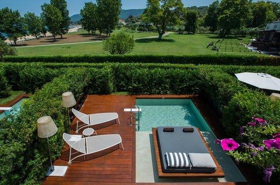 Греция Avaton Luxury Hotel & Villas – Relais & Chateaux