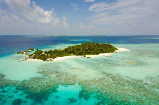 Мальдивы Makunudu Island