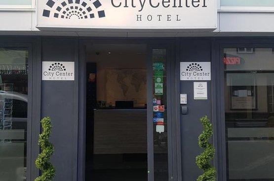 Исландия City Center Hotel