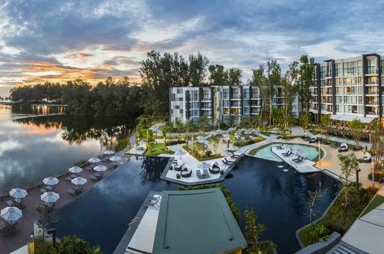 Таиланд Cassia Phuket