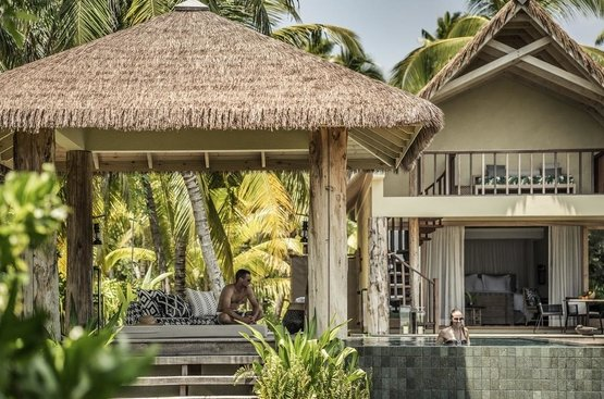 Сейшелы Four Seasons Resort Seychelles at Desroches Island