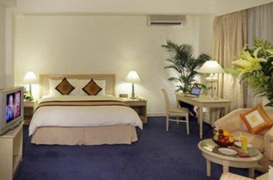 Вьетнам Moevenpick Hotel Saigon (ex. Omni )