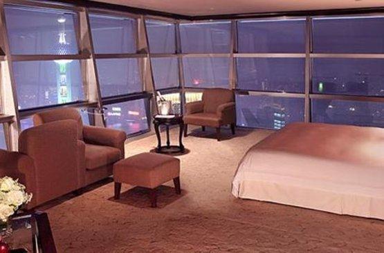 Китай Grand Hyatt Shanghai