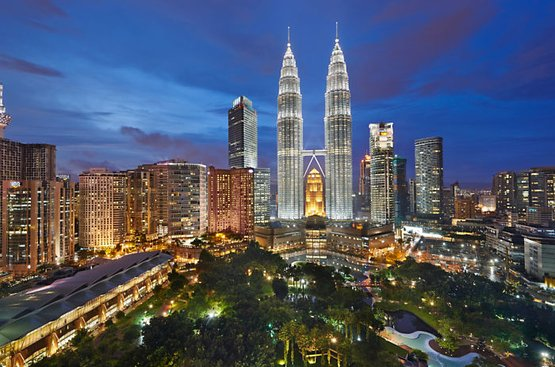 Малайзия Mandarin Oriental