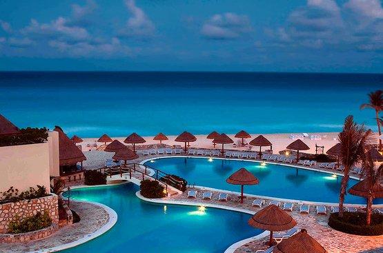 Мексика Hyatt Cancun Caribe