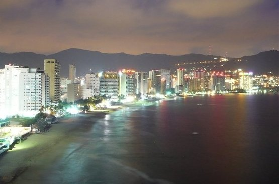 Мексика Fiesta Americana Condesa Acapulco