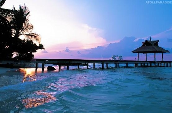 Мальдивы Banyan Tree Maldives Vabbinfaru