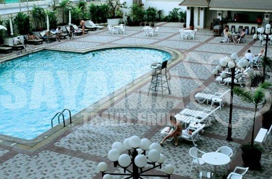 Таиланд Bangkok Palace Hotel