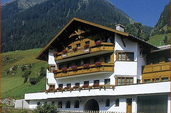 Австрия Belvedere Garni