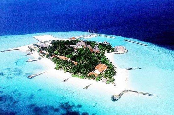 Мальдивы Vivanta By Taj - Coral Reef