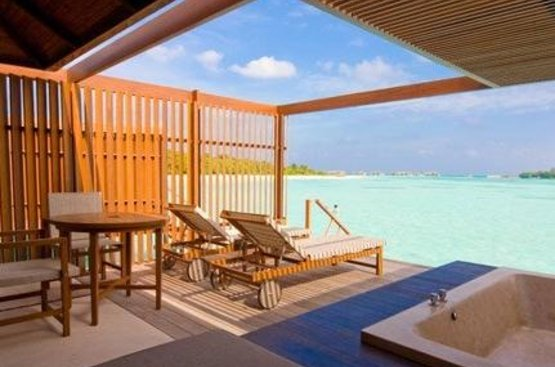 Мальдивы The Haven Maldives
