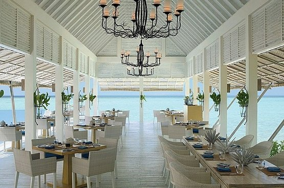 Мальдивы Four Seasons Resort Maldives at Landaa Giraavaru