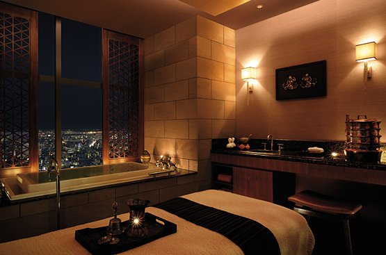 Япония Shangri-La Hotel Tokyo