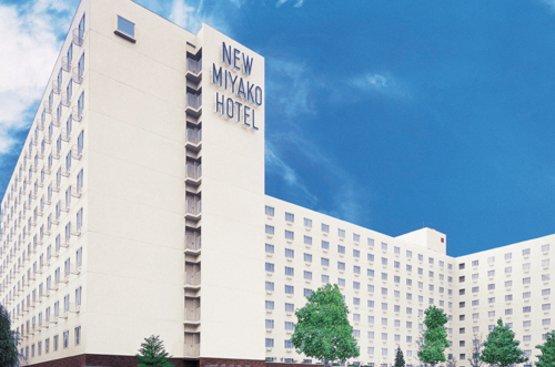 Япония New Miyako Hotel