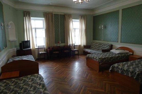 Россия Наука 1 (Ведомственная гостиница)
