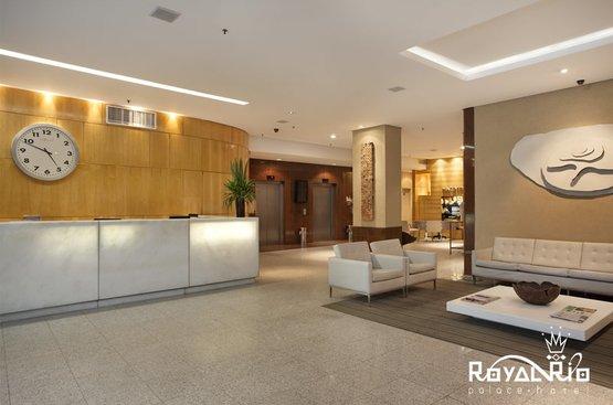 Бразилия Royal Rio Palace Hotel