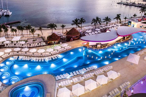 Мексика Temptation Cancun Resort - Adults Only