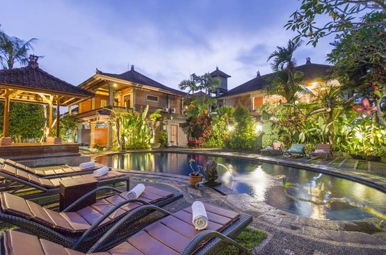 Индонезия (о.Бали) Garden View by Prasi