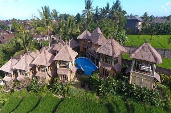 Индонезия (о.Бали) Biyukukung Suite & Spa