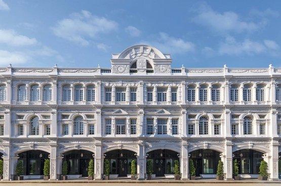Сингапур Capitol Kempinski