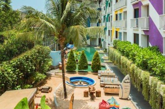Индонезия (о.Бали) Bliss Surfer Hotel